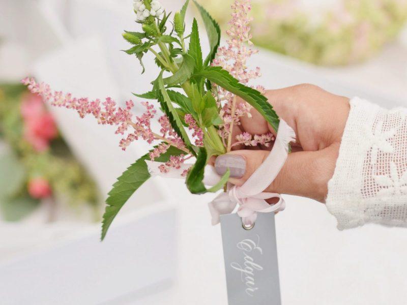Kalligrafie voor bruiloft Rijkaard Wedding Styling 2017
